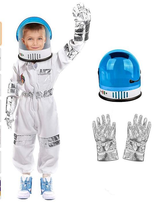 Astronaut Preschooler Costume