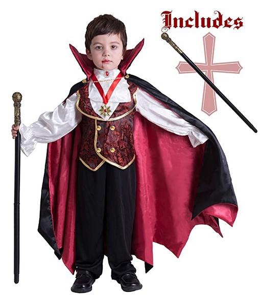 Vampire Preschooler Costume