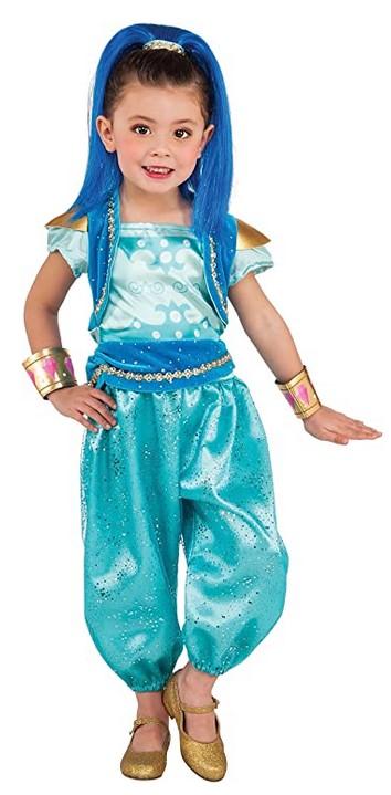 10_Girls Kid Costume Preschooler