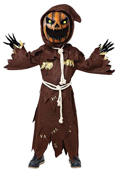 Scarecrow Preschooler Costume