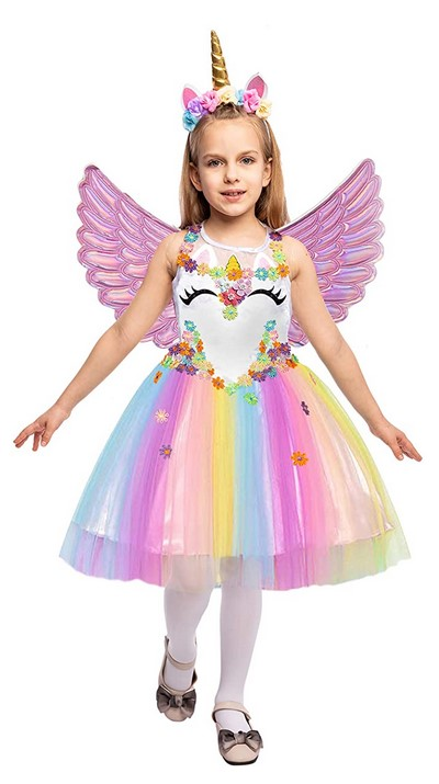 13_Girls Kid Costume Middle