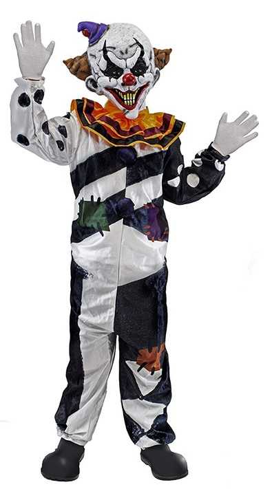 Clown Young Teens Costume