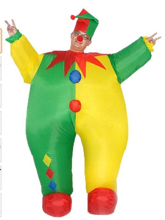 5_Kid Costume Inflatable