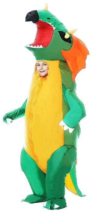 6_Kid Costume Inflatable