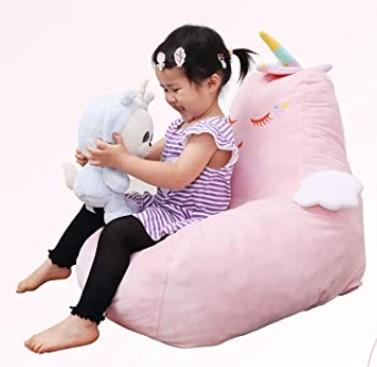 Unicorn Kid Bean Bag