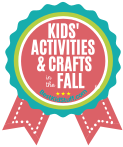 Fall Activities and Crafts - badge
