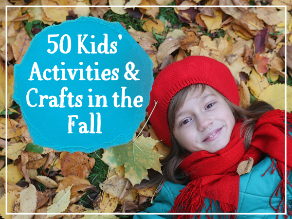 Fall Activities and Crafts - featured