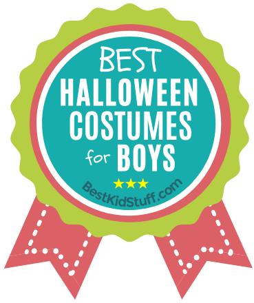 Halloween Costume BOYS_badge