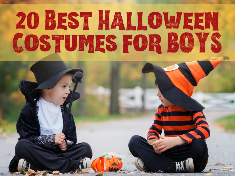 Halloween Costumes BOYS_featured