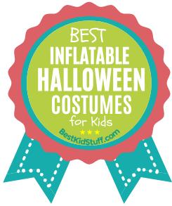Inflatable Halloween badge