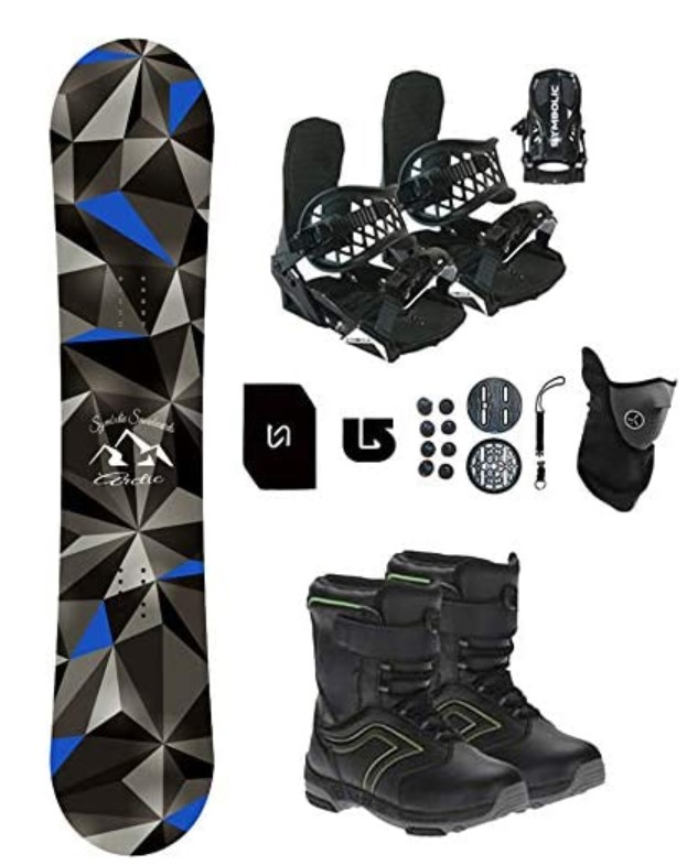 Kids Snowboard_4