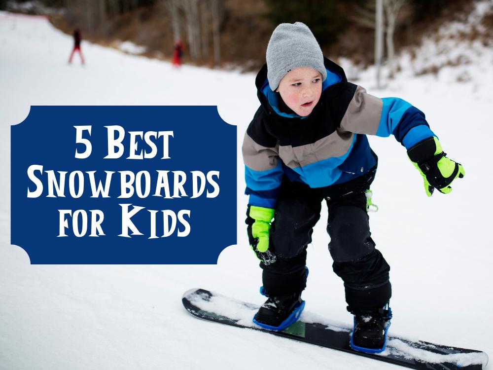 Kids Snowboard_featured