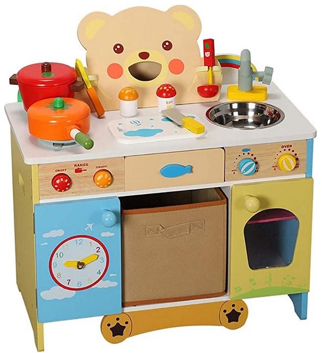 Kitchen Playset 4