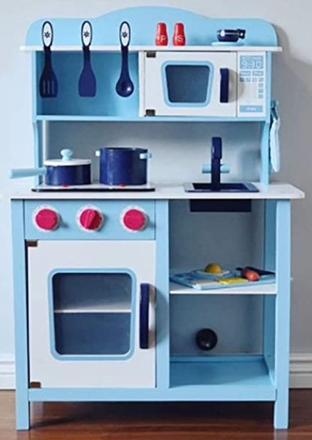 Kitchen Playset 5