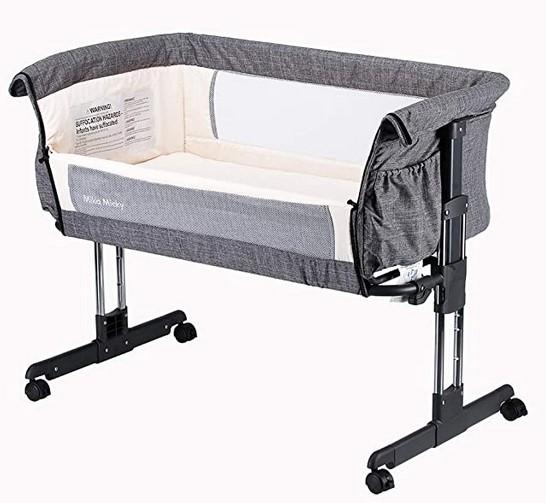bedside sleeper safest cribs