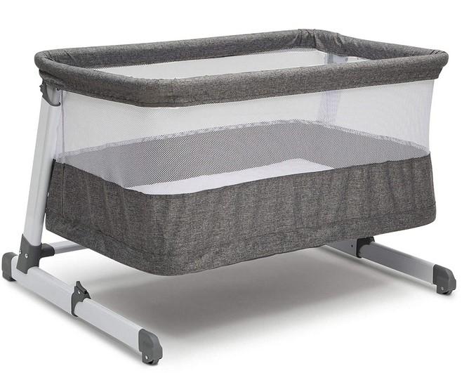 safest cribs bedside bassinet