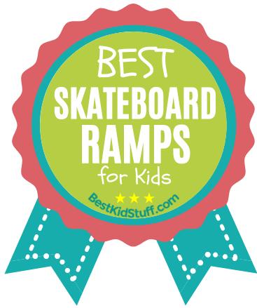 Skateboard Ramps - badge