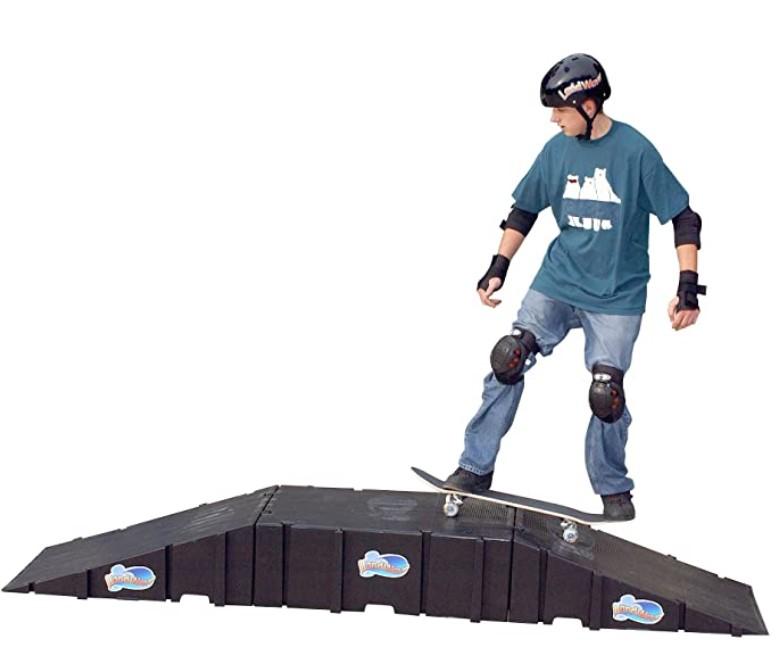 Skateboard ramp 5