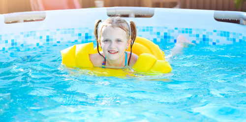 best above ground pools for kids