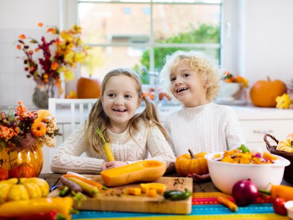 2 - cooking halloween feast - concept