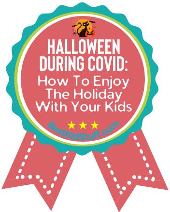 BKS_Halloween Covid badge