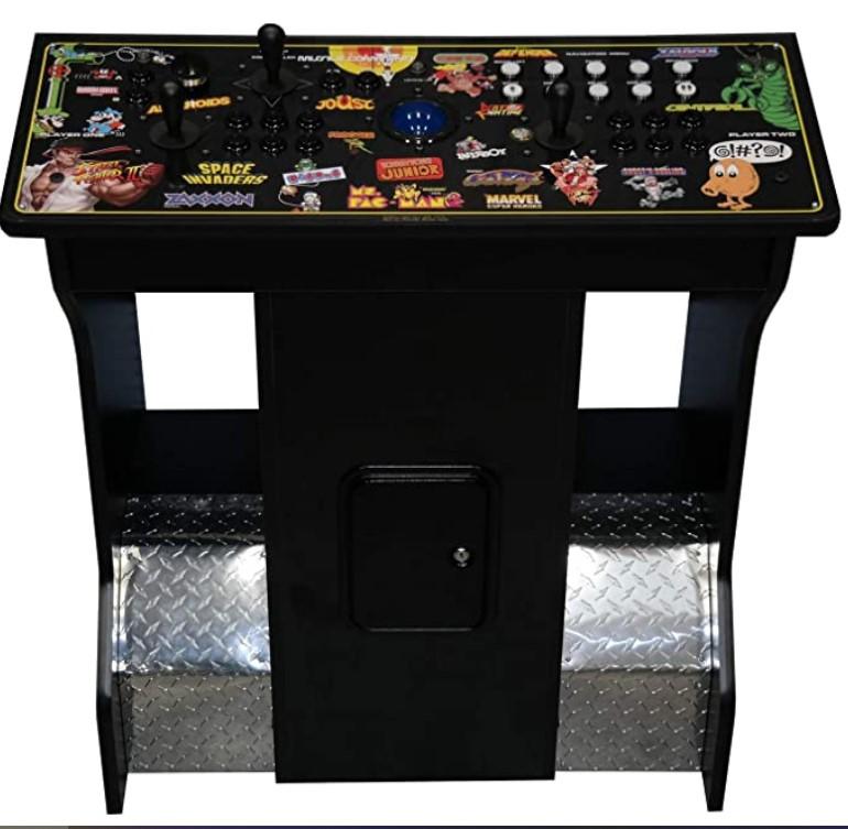 Indoor Arcade 8