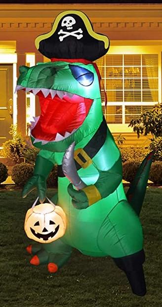 Inflatable Halloween 10