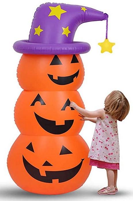 Inflatable Halloween 2
