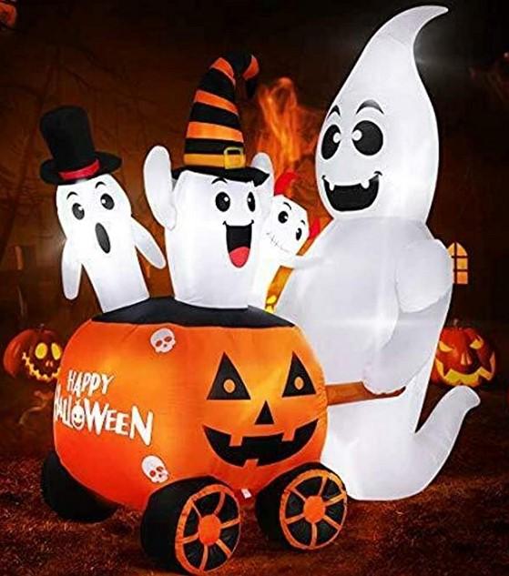 Inflatable Halloween 3