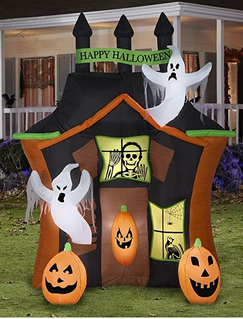 Inflatable Halloween 6