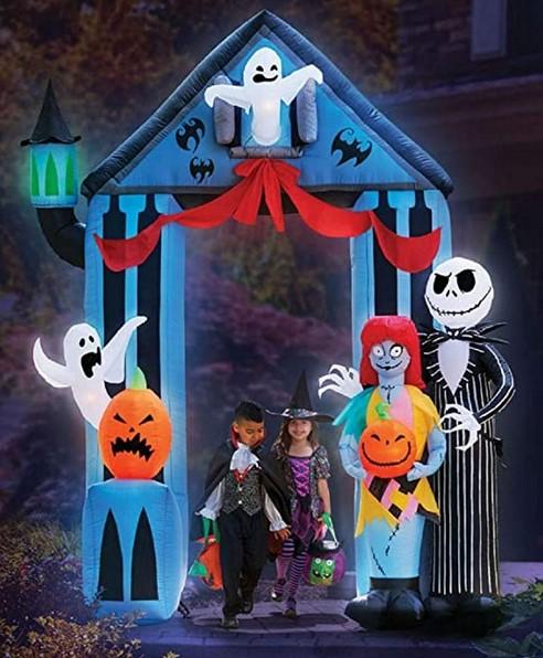 Inflatable Halloween 9