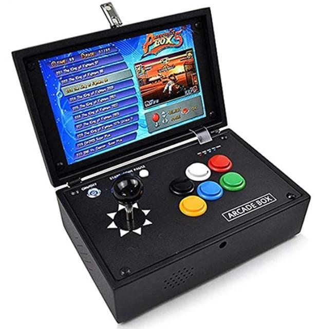 Retro Game System 7