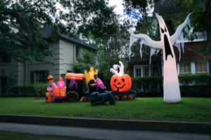 best halloween inflatables