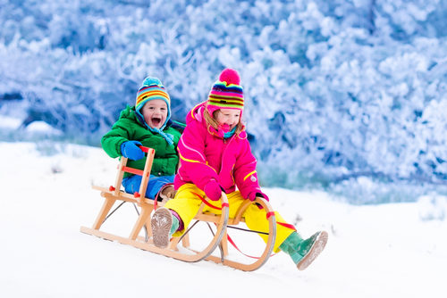 best snow sleds for kids