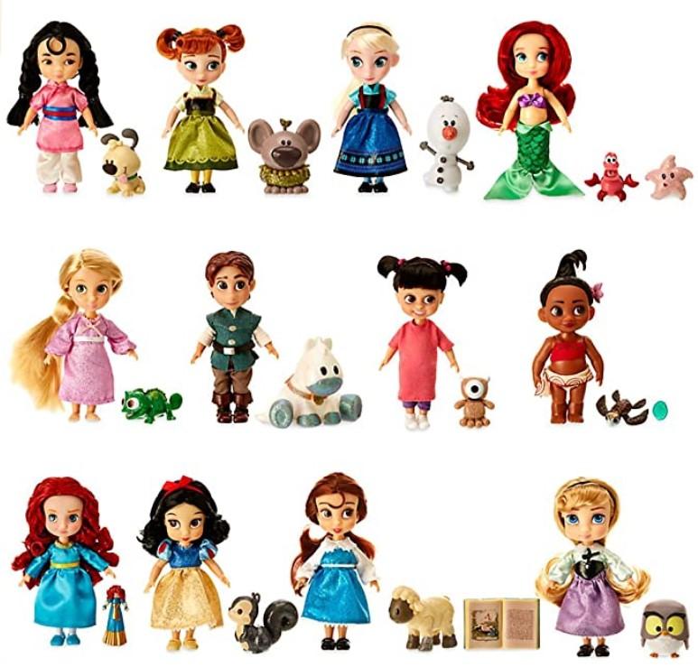 Mini Doll Gift Set