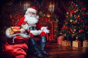 christmas gifts for kids santa