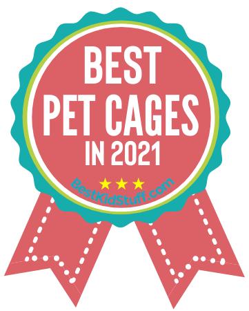 BKS-pet cage-BADGE