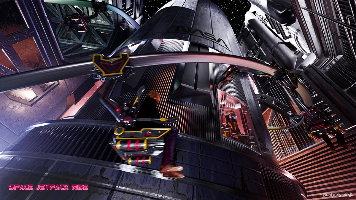 02 theme parks rides space jetpack