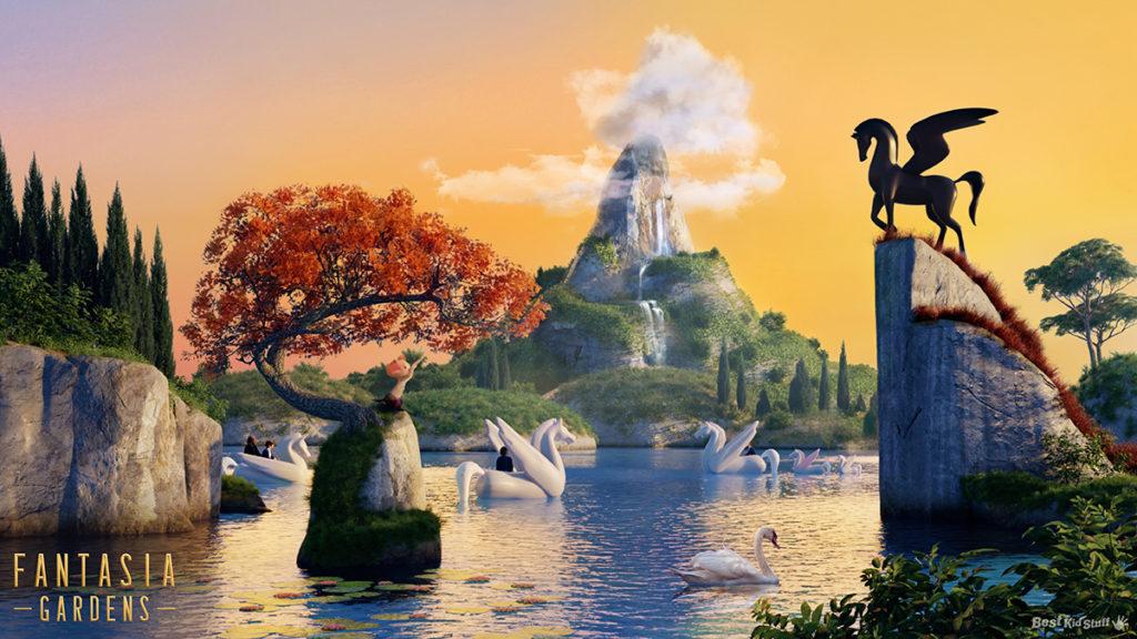 05 theme parks rides fantasia gardens