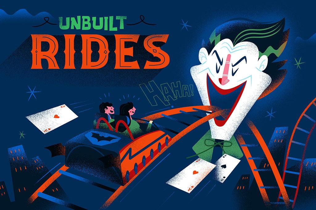Header theme parks rides
