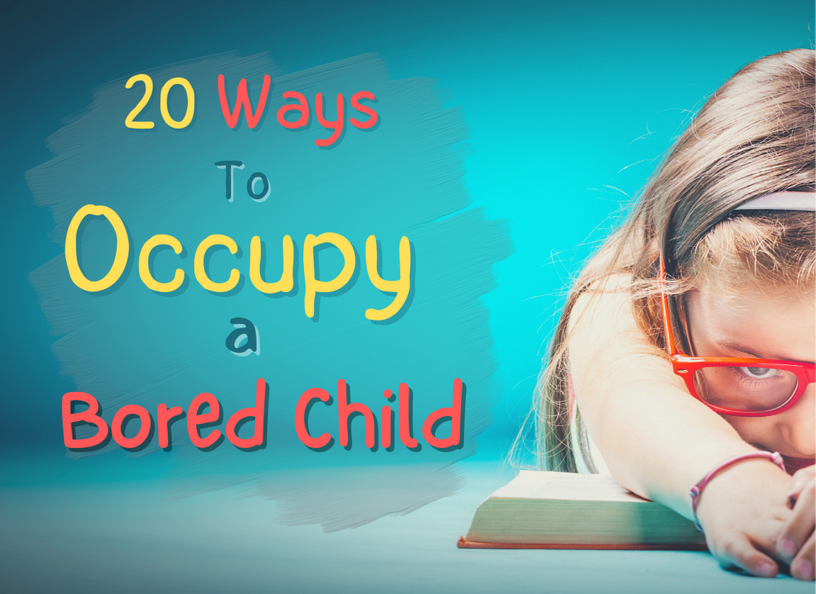 20 Ways Occupy Bored Child featured image