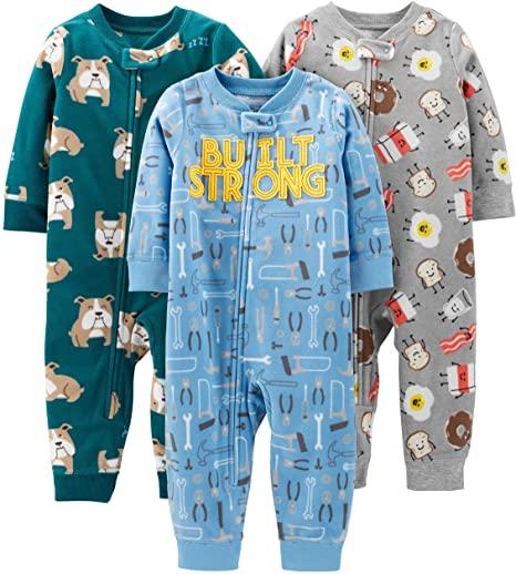 Toddlers Bedtime Regiments Simple Joys Pajamas