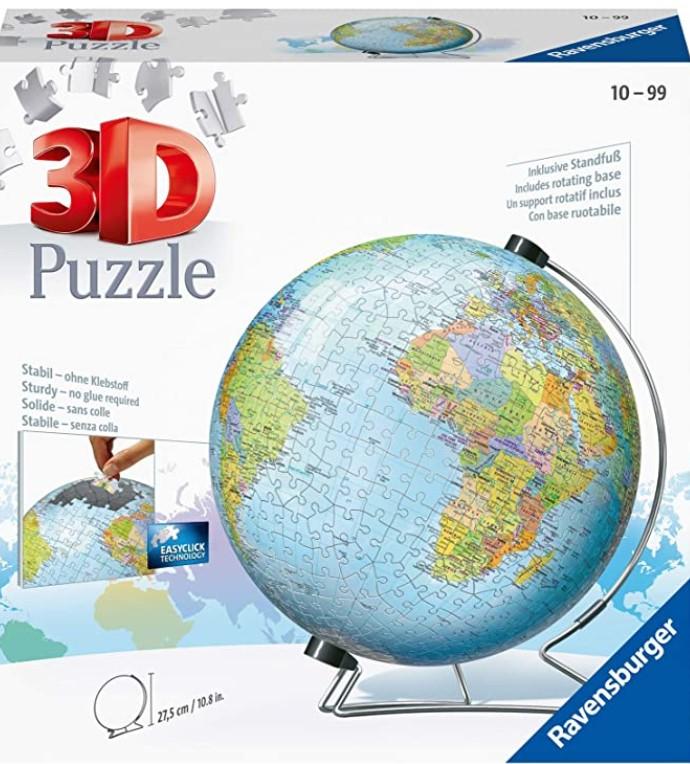 3D Puzzle 3