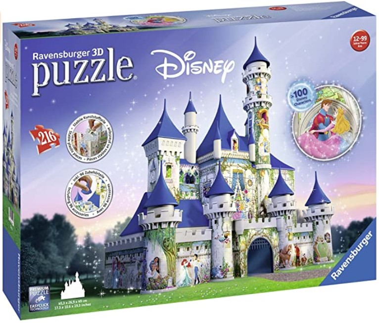 3D Puzzle 5
