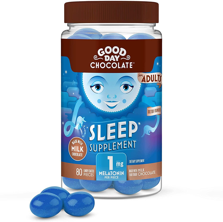 Toddlers Bedtime Regiments Melatonin Supplement