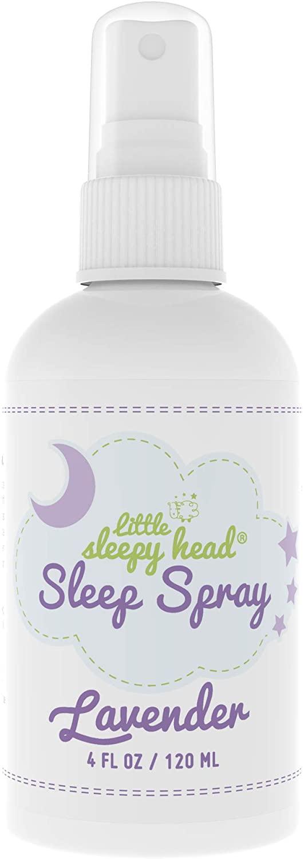 Toddlers Bedtime Regiments Lavender Spray