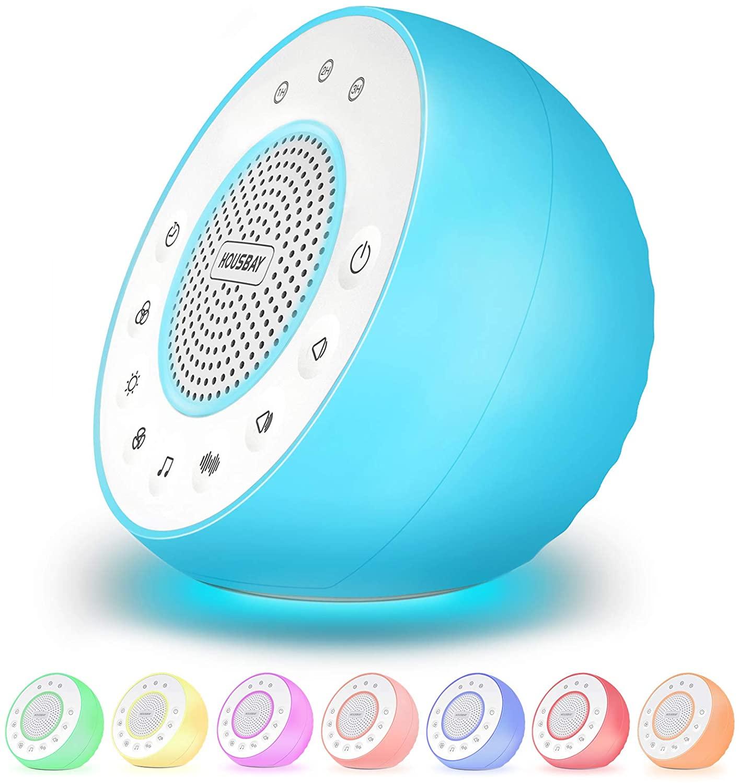 Toddlers Bedtime Regiments Glows Sound Machine