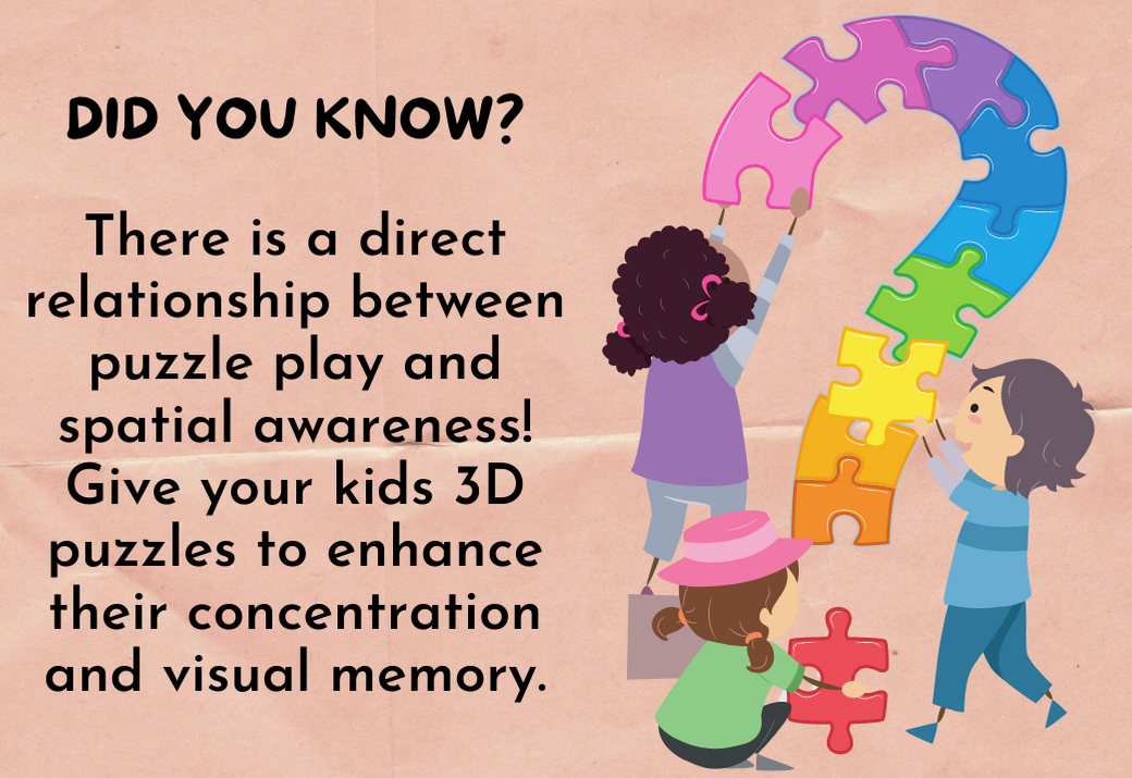 Best 3D Puzzles for Kids_fact