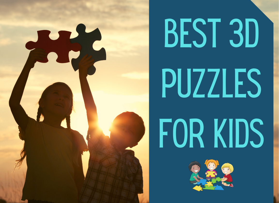 Best 3D Puzzles for Kids_featured image