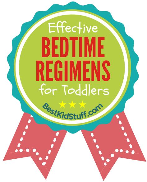 Toddlers Bedtime Regiments